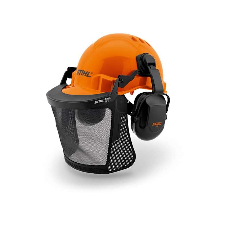 STIHL Helmset Function Basic Schutzhelm Kopfschutz verstellbar Arbeitshelm