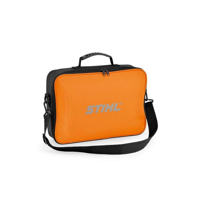 STIHL Akku-Tragetasche Tasche 40 x 30 cm Aufbewahrungstasche orange schwarz
