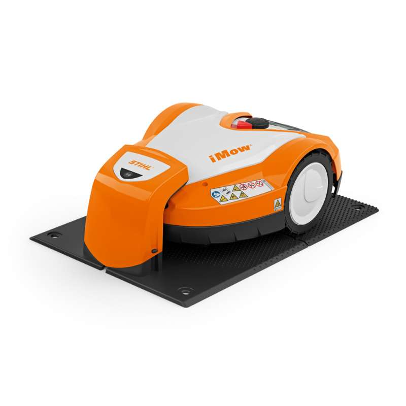 STIHL iMow RMI 632 C Model 2020 Kompakter Mähroboter mit App-Funktion inkl Dockingstation