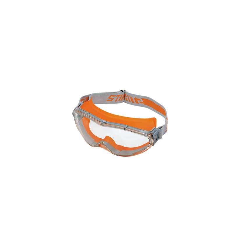 STIHL Schutzbrille Ultrasonic klar Augenschutz Sicherheitsbrille Arbeitsbrille