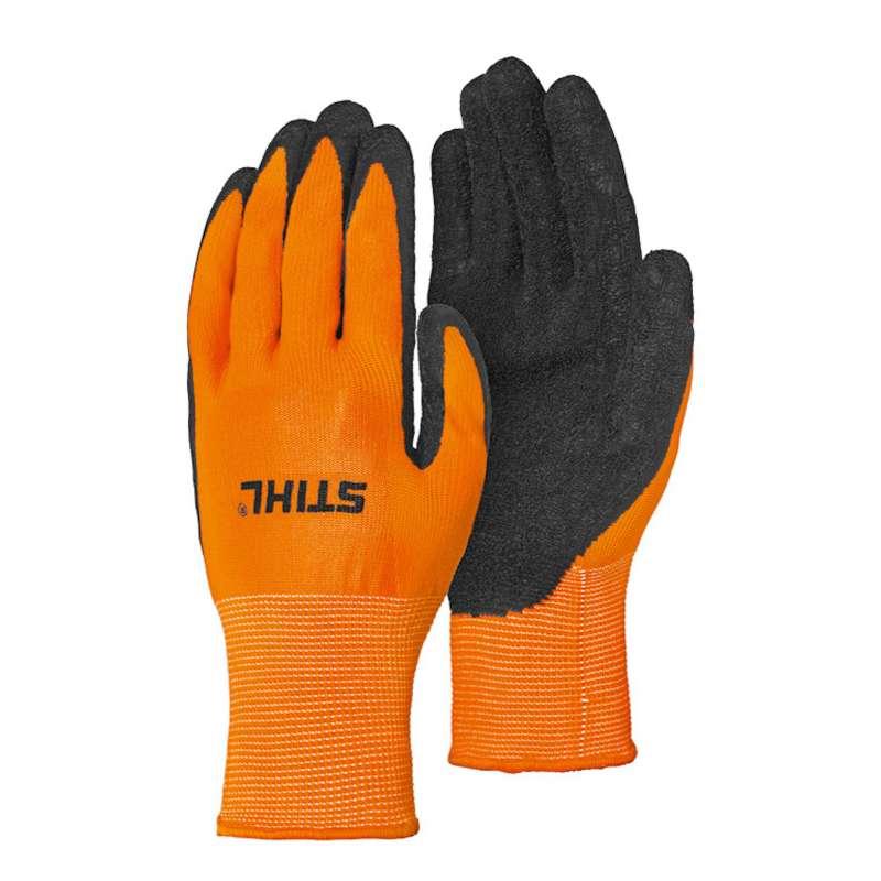 STIHL Handschuh Function DuroGrip Größe S/8 Arbeitshandschuh 1 Paar Schutzhandschuhe