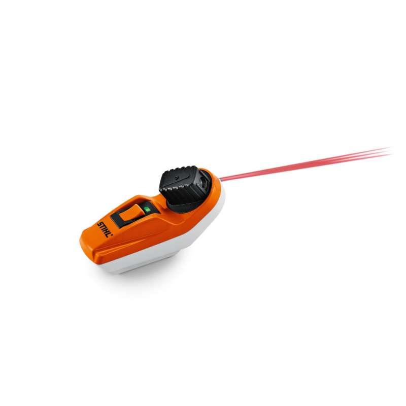 STIHL Laser 2 in 1 Fällrichtungsanzeiger inkl. Halter 1141 Ablänghilfe Kombipaket