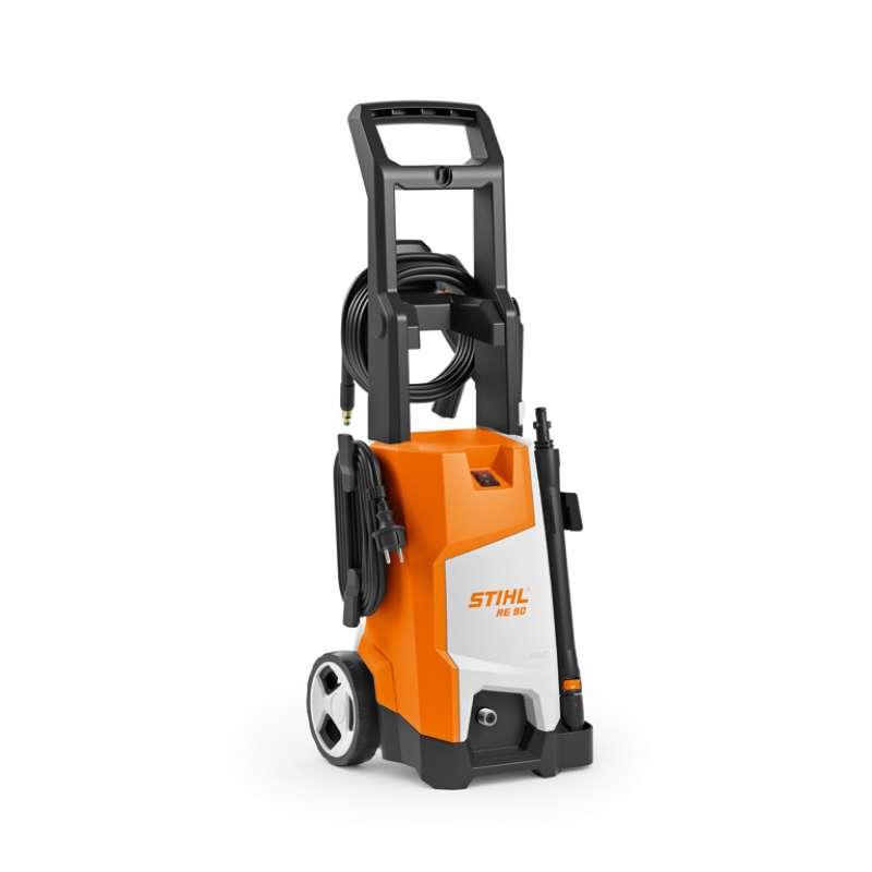 STIHL RE 90 Kompakter Hochdruckreiniger 100 bar Reinigungsgerät Dampfstrahler
