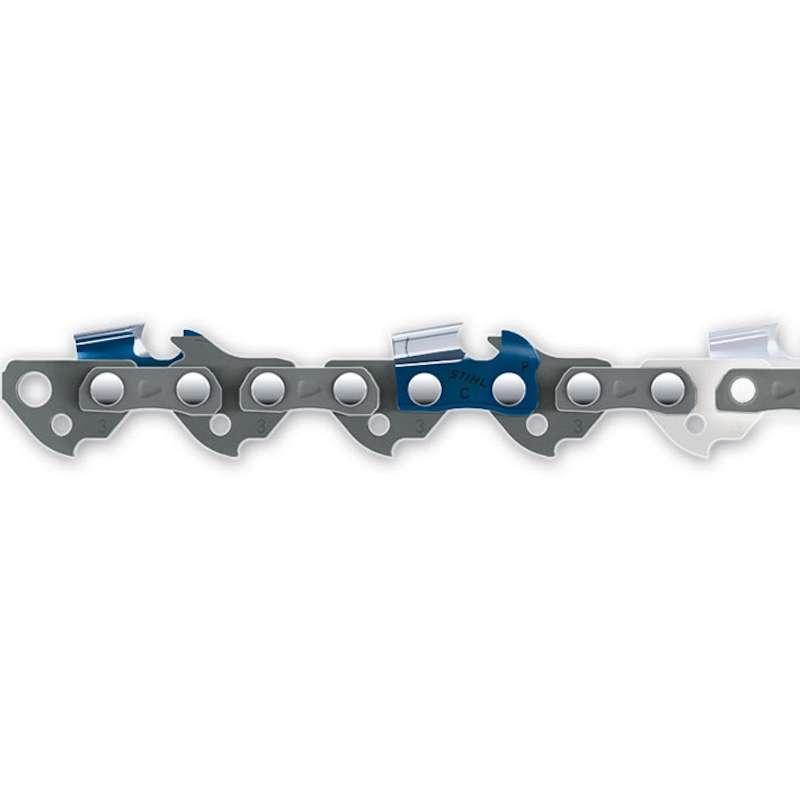 STIHL Sägekette Picco Micro 3 PM3 für 30 cm Schienenlänge 64 Treibglieder Kette
