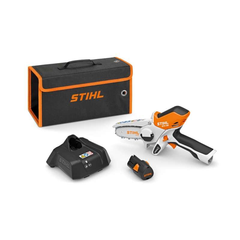 STIHL GTA 26 Akku-Gehölzschneider Set mit Akku AS 2 und Ladegerät AL 1