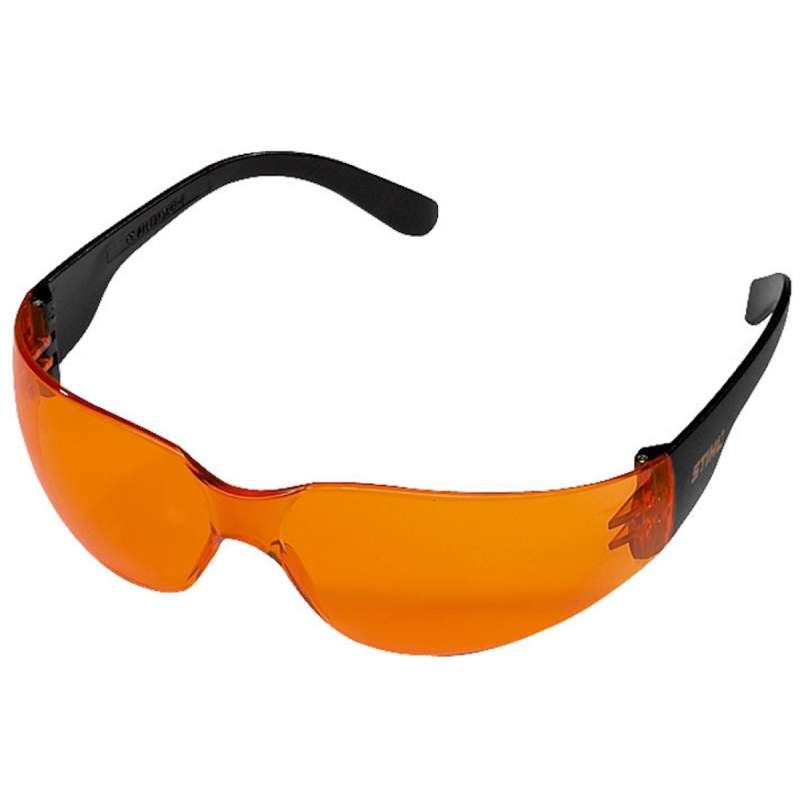 STIHL Schutzbrille Function Light orange Sicherheits- & Arbeitsbrille